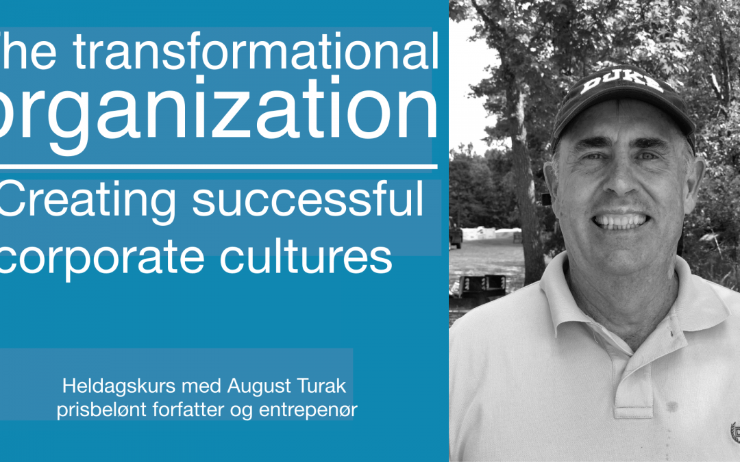 Creating successful corporate cultures