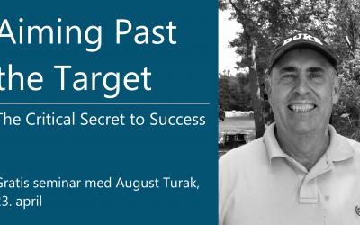 Gratis seminar (2 timer): August Turak